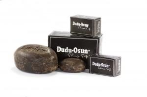 Dudu Osun Schwarze Seife aus Afrika 25g