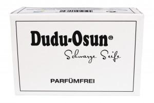 Dudu Osun Schwarze Seife aus Afrika - parfümfrei 25g